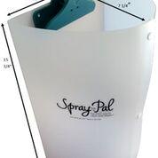 Diaper Sprayer and Shield