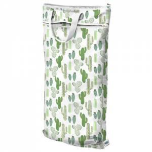 Hanging wet/dry bag